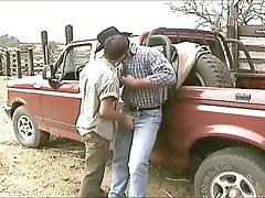 Gay 90s - Riding Marcelo's cock.