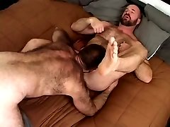 Hairy Bear Men Fuck