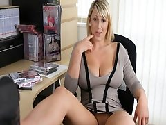 Hot british milf. JOI
