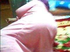 Arab Ass Voyeur - Big Bubble Butt - Booty Candid