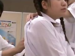 Mother don't know that daughter fucked by doctor insde 01