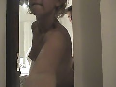 Holiday fuck of a nice couple amateur homemade 2 of 3