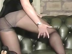 suntan black pantyhosed ladies xxx