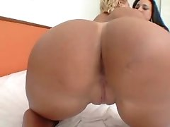 Hot Brazilian Threesome #038NT