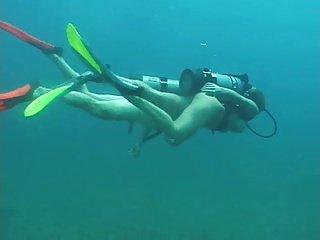 Another Scuba Fuck In The Ocean - Pt.2