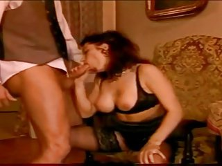 Very Nice Vintage Anal Scene With Erika Bella # 04