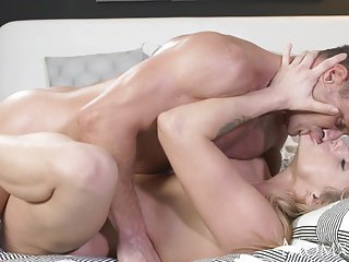 MOM Multiple real orgasms as soaking wet nympho gets fucked