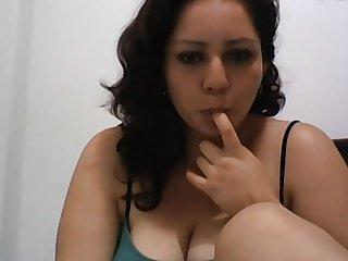 Rabeb - Tunisan Horny Girl On Skype