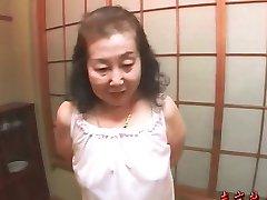 Japanese Granny CJV 04